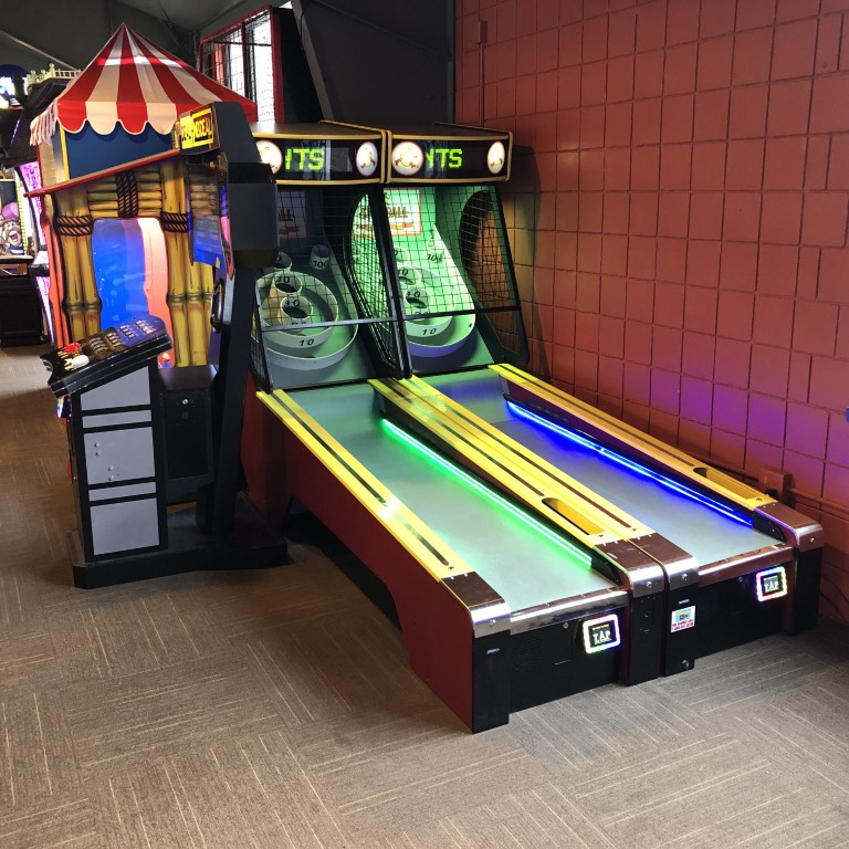 gameroom installed